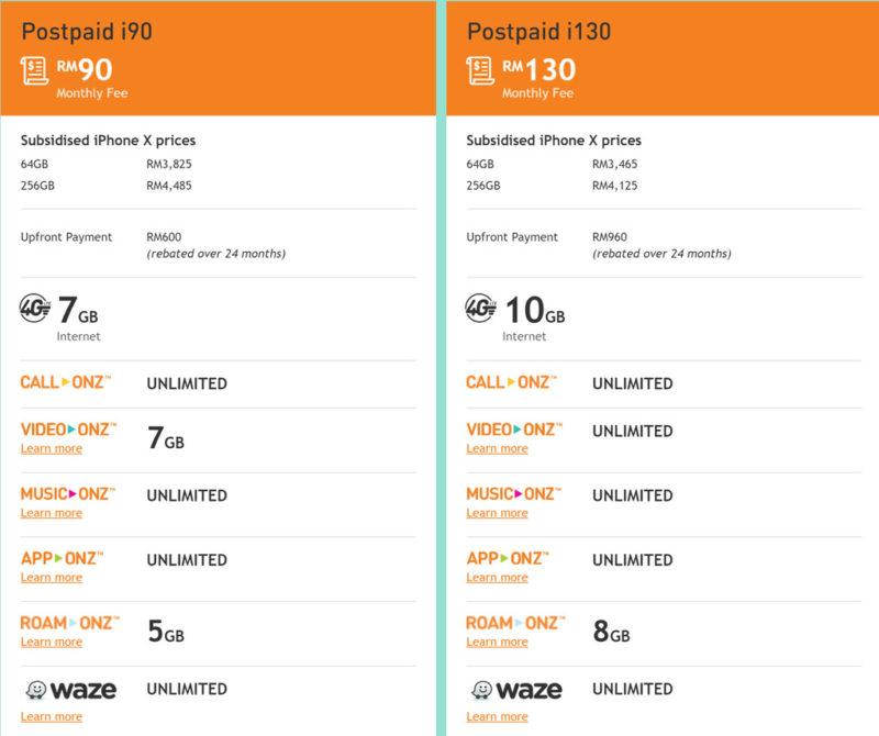 U Mobile iPhone plans