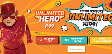U Mobile Unlimited Hero P99
