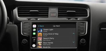 Apple CarPlay TIDAL
