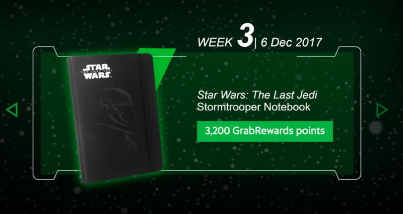 Grab Star Wars Notebook