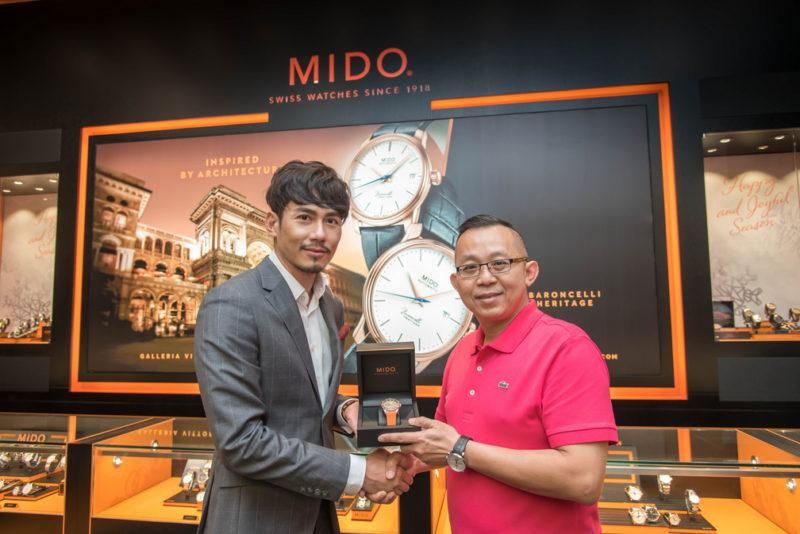 Mido contest winner