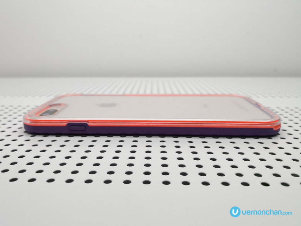 quality design f16e0 2dcba Lifeproof Slam for iPhone 8 Plus review: For life's surprises