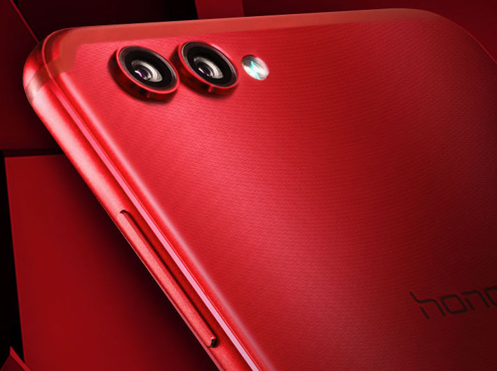 Crush Red honor View10
