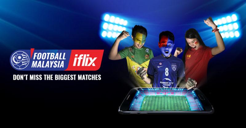 iflix football malaysia