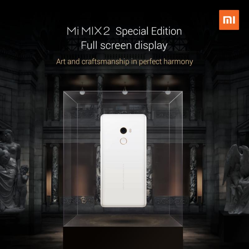 Mi MIX 2 Special Edition