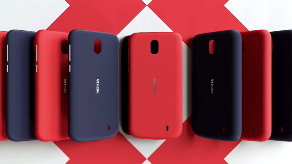 MWC18 Nokia 1
