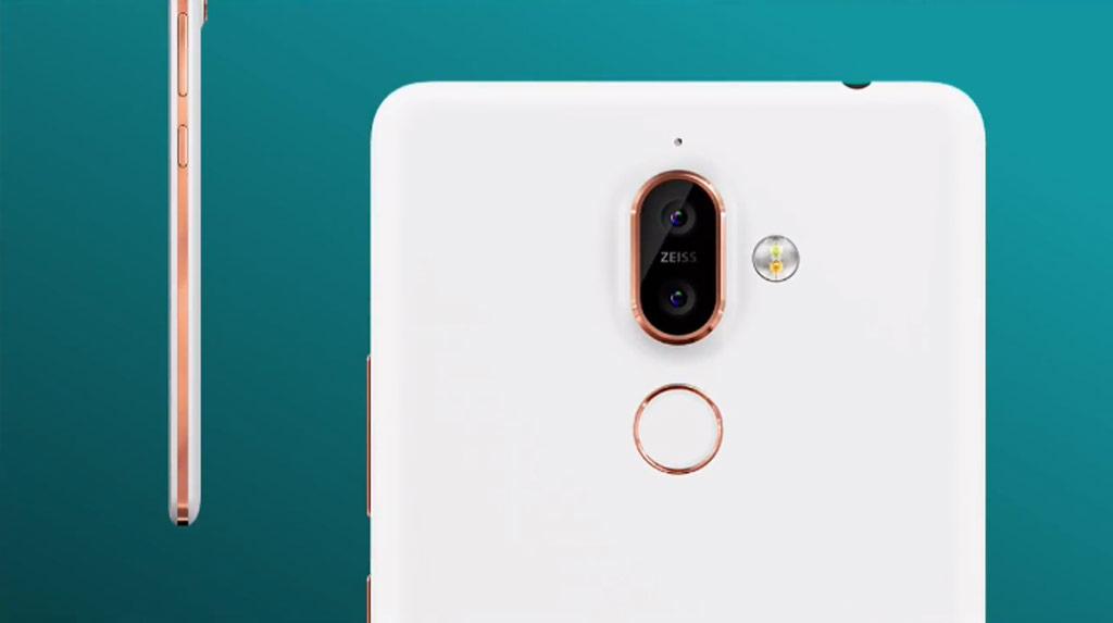 MWC 2018 Nokia 7 Plus