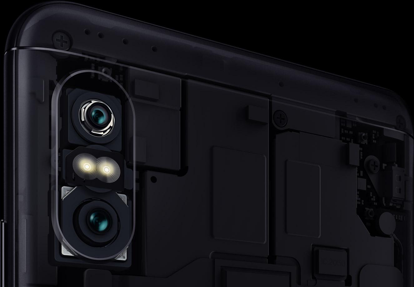 Redmi Note 5 Pro camera