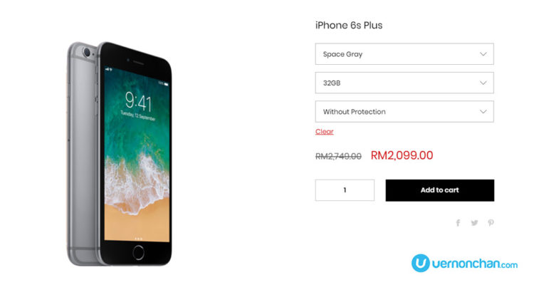 Switch iPhone 6s Plus promo