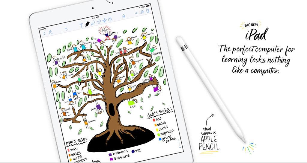 Apple Resmi Luncurkan iPad Pro 2018