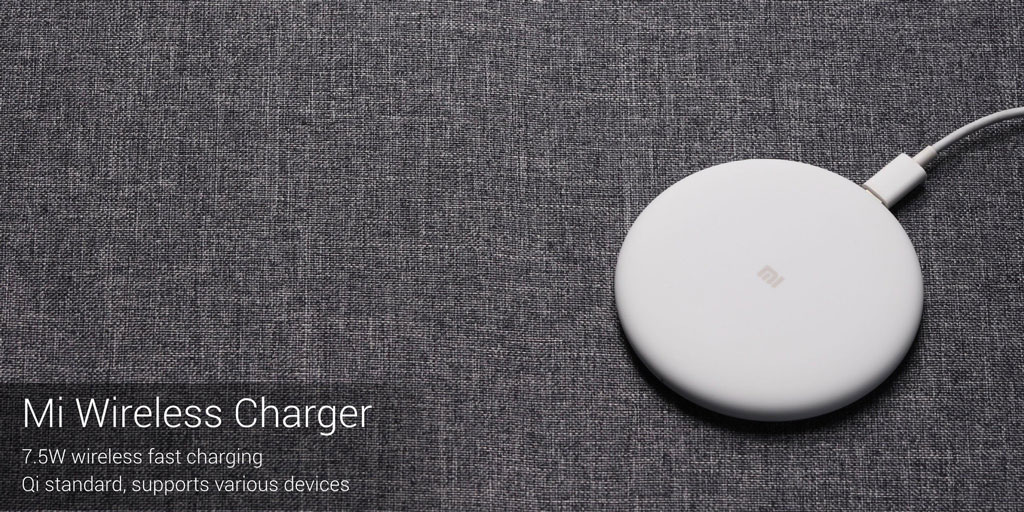 Mi Wireless Charger