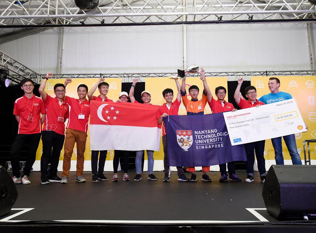 Shell Eco-marathon Asia 2018: Indonesian teams show dominance once again