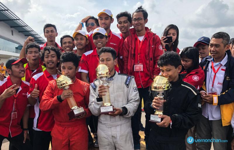 SEMA2018 Drivers World Championship Asia Finals