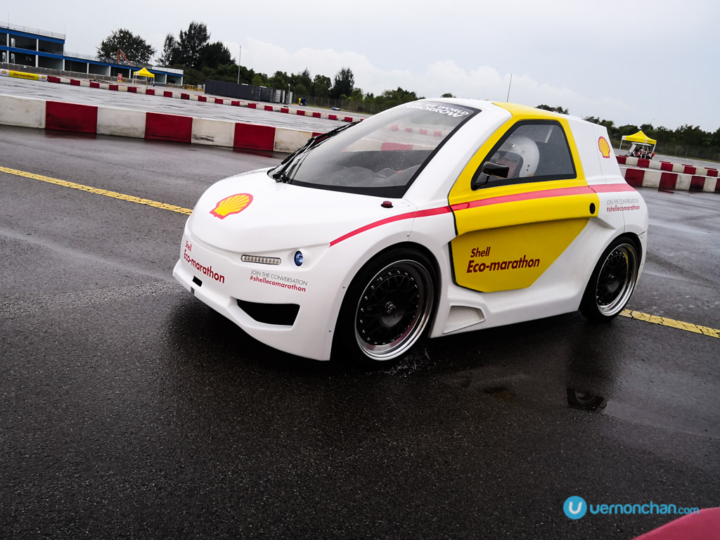 Shell Eco-marathon: A closer look at the UrbanConcept and Prototype