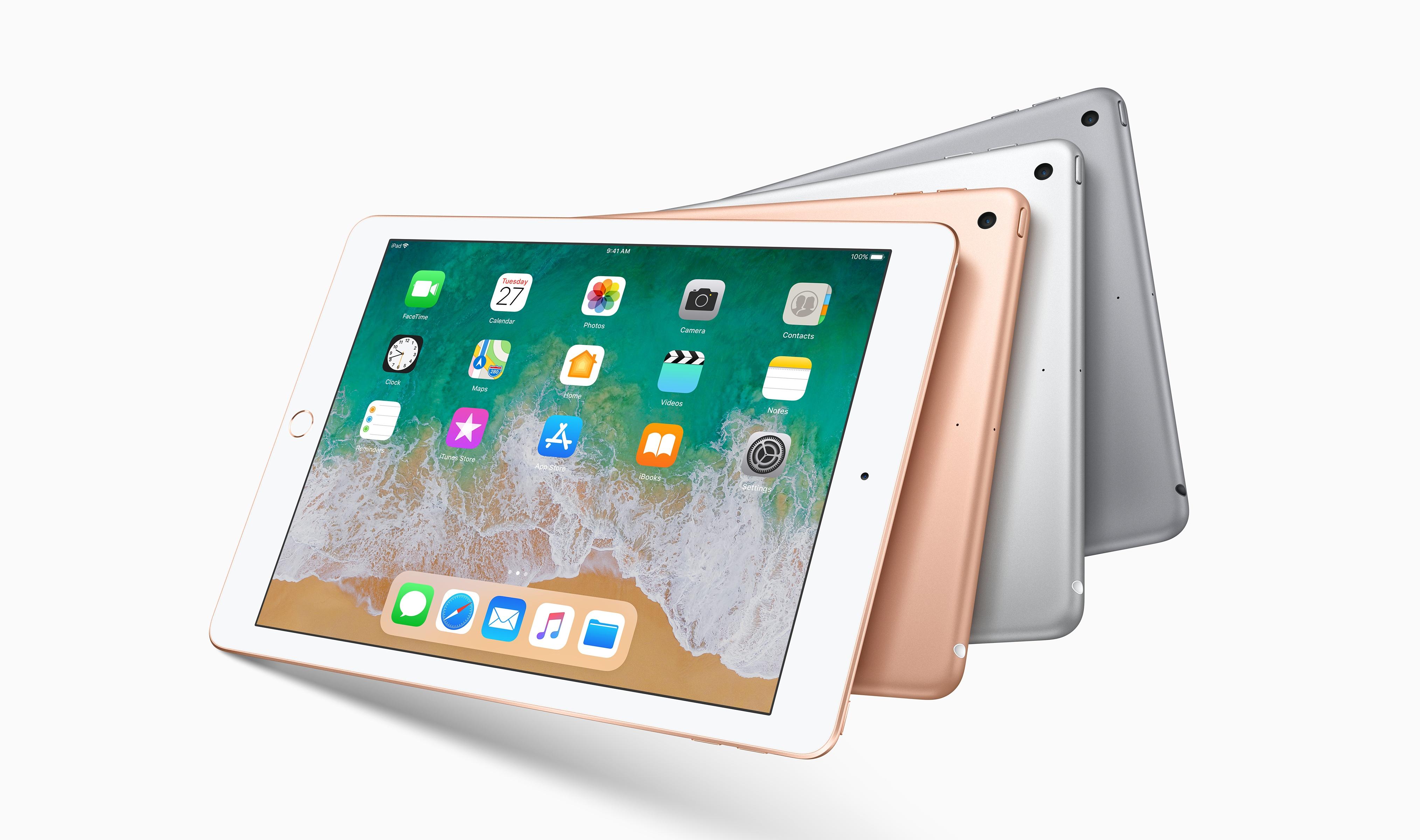 2018 iPad 9.7