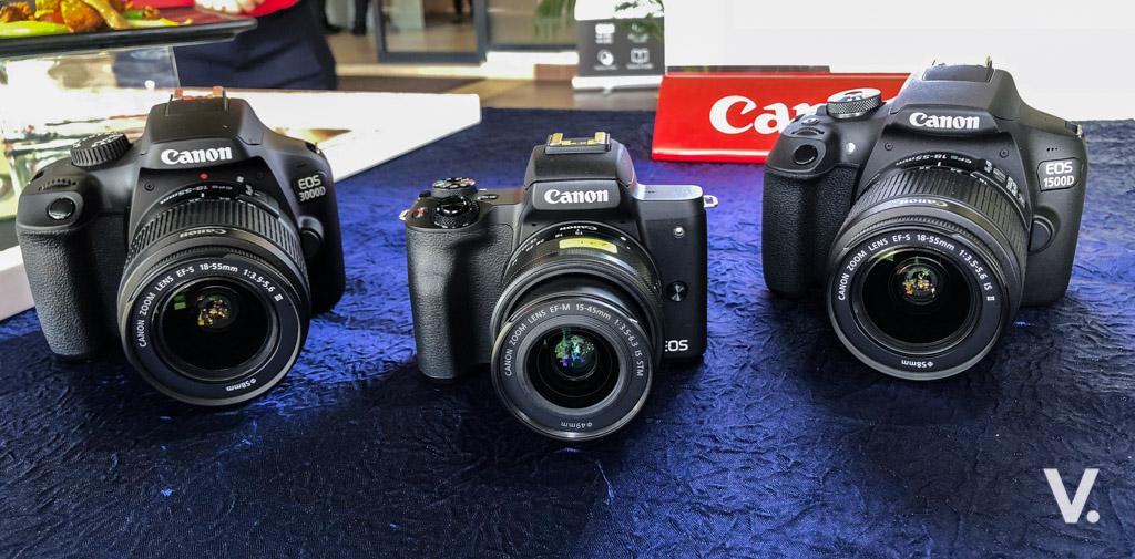 Canon EOS 1500D EOS 3000D