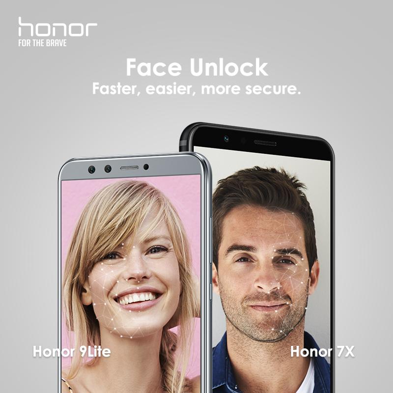 honor Face Unlock