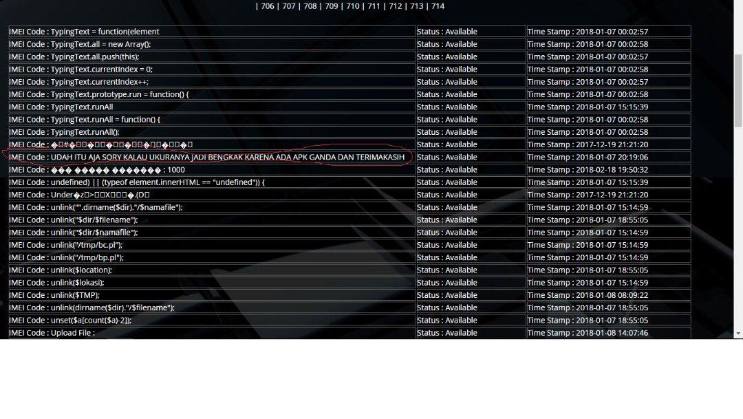 OPPO Malaysia hacked