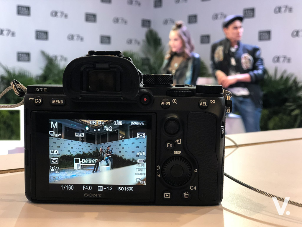 """Sony a7III: Not the """"basic model"""" full frame camera you're looking for"""