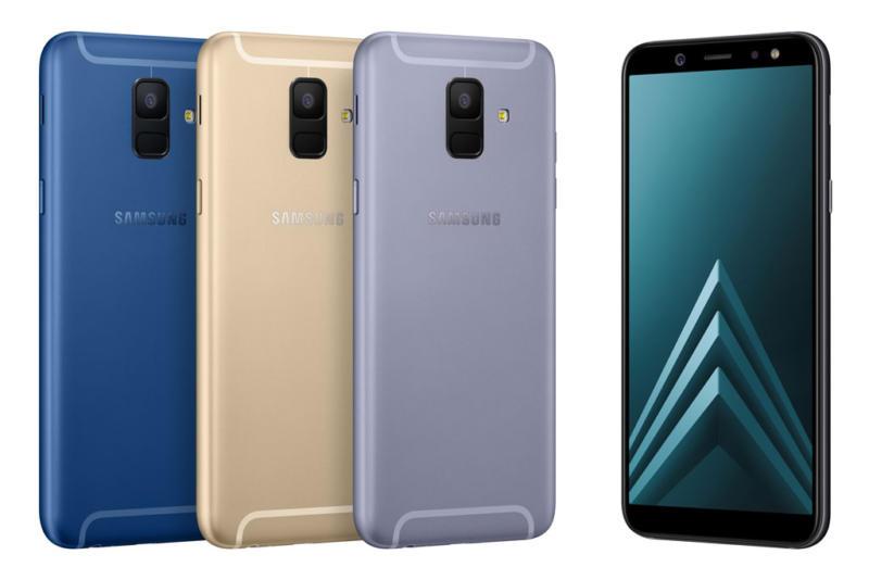 2018 Galaxy A6