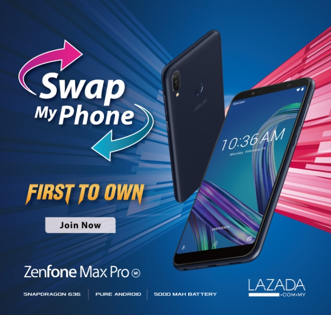 ASUS Swap My Phone