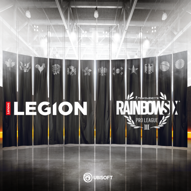 Lenovo Legion UbiSoft