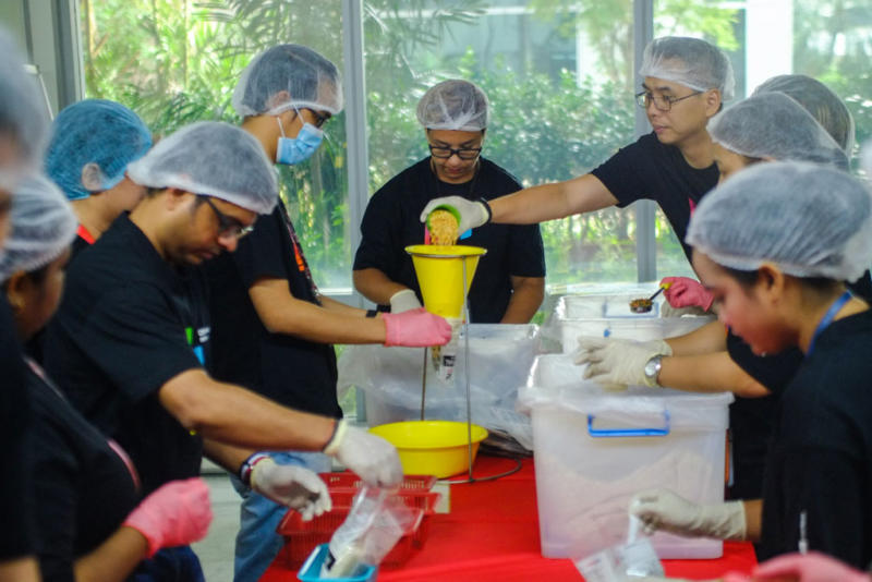 Lenovo Malaysia x Rise Against Hunger