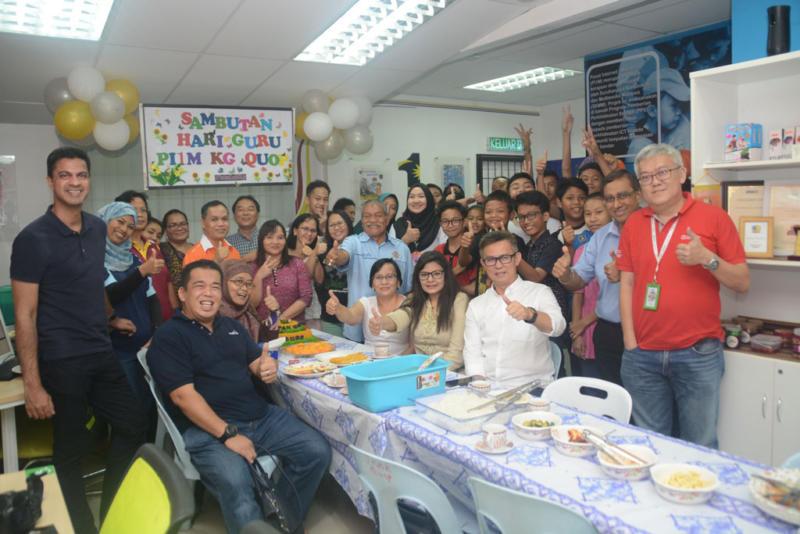 Maxis eKelas Teachers' Day
