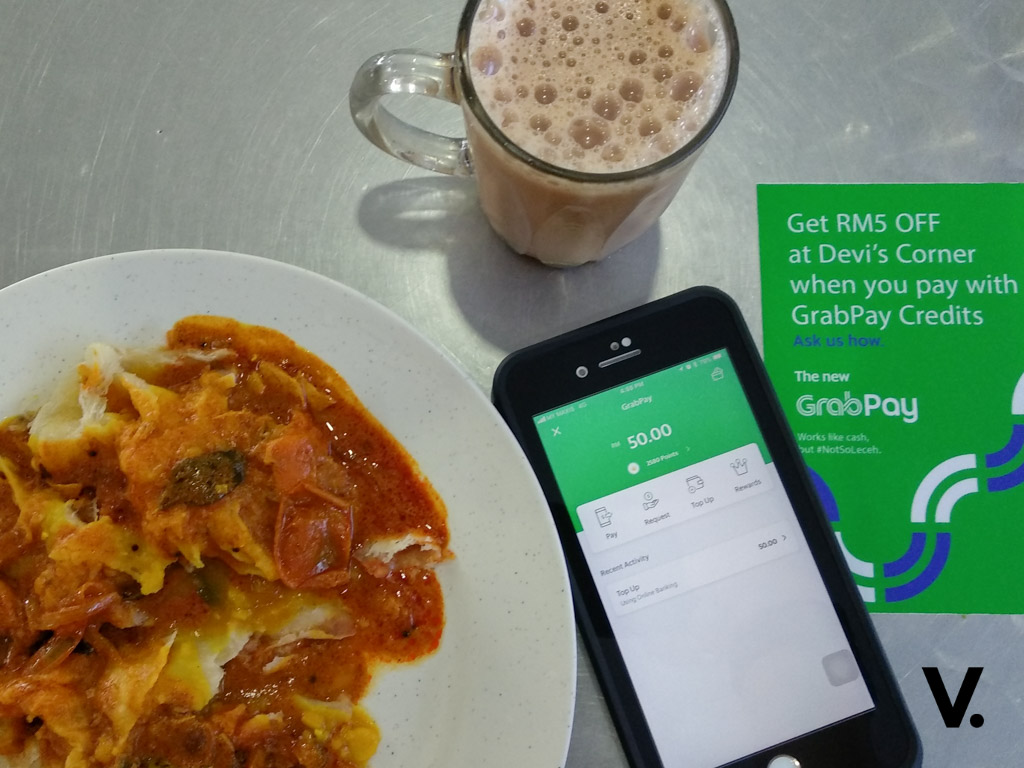 GrabPay launch