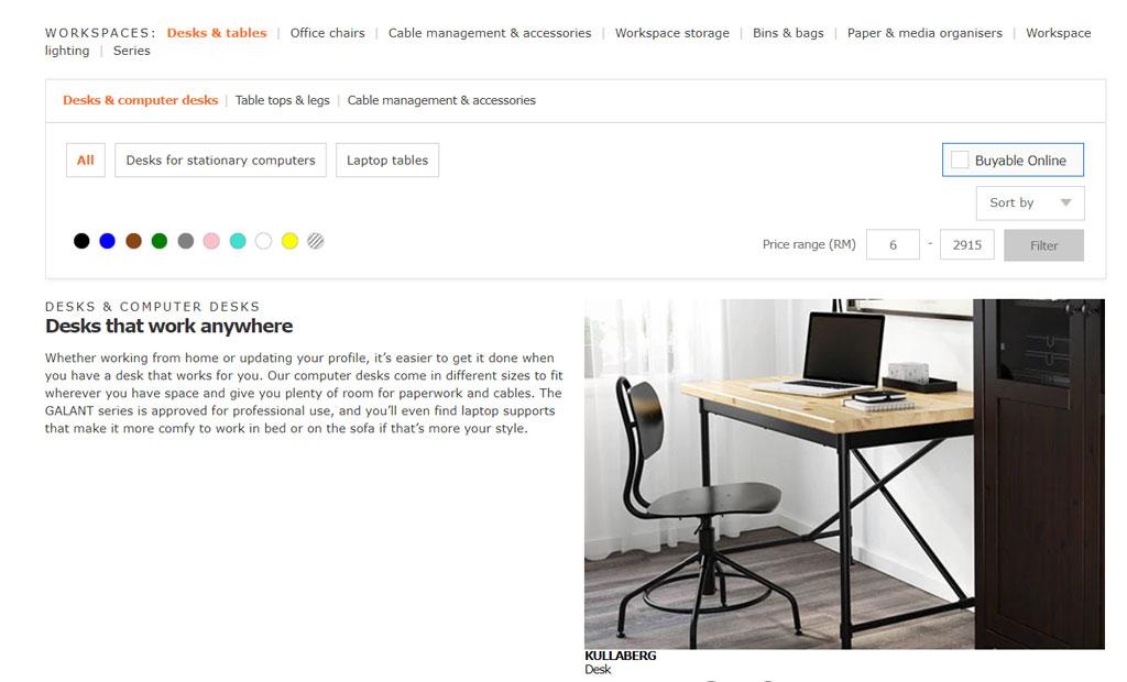 IKEA Online Store