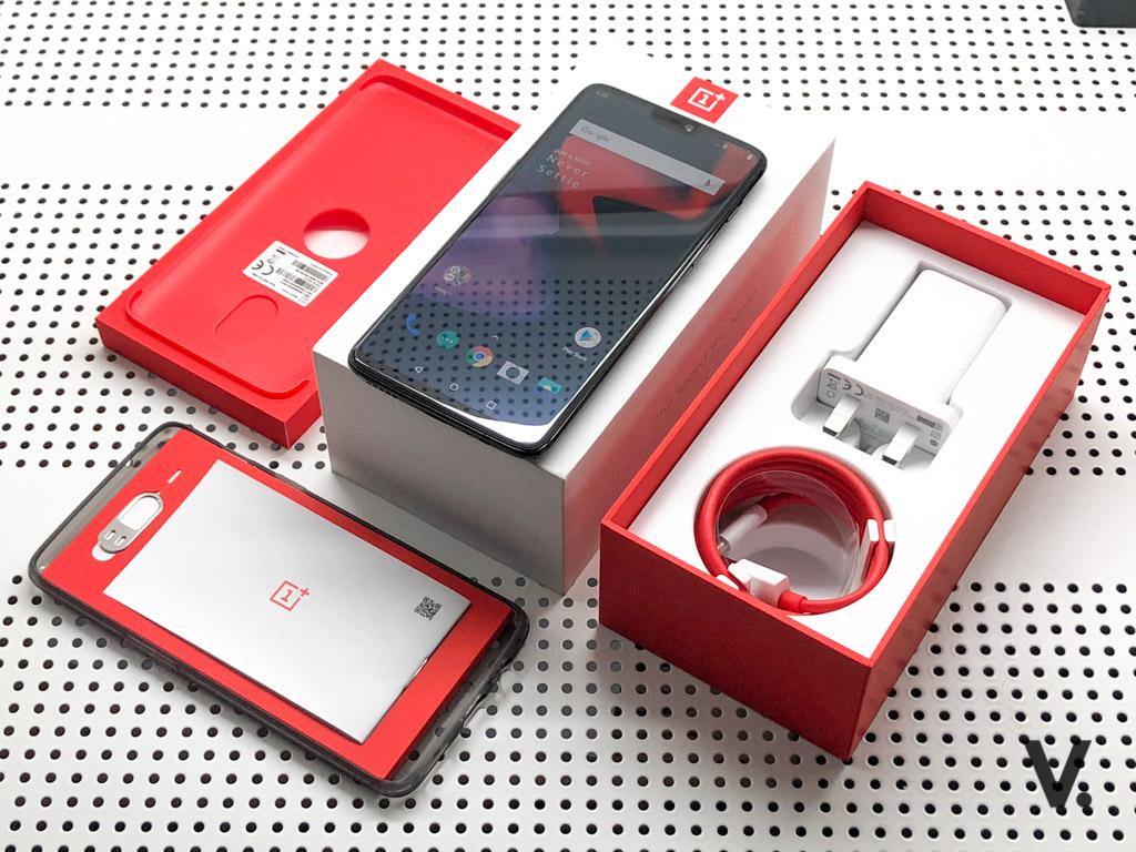 OnePlus 6 hands-on