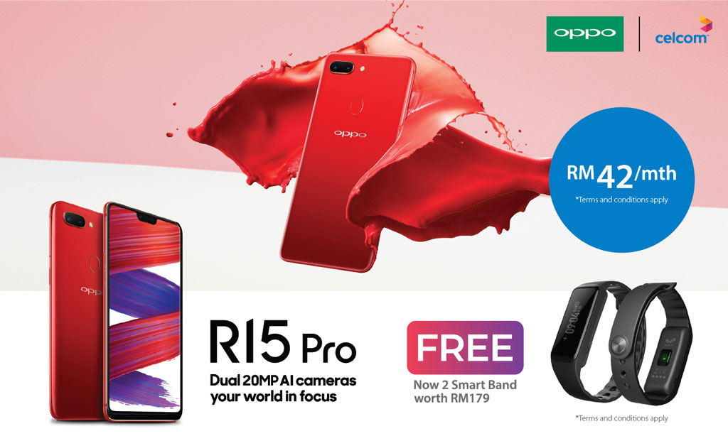 OPPO R15 Pro World Cup promo