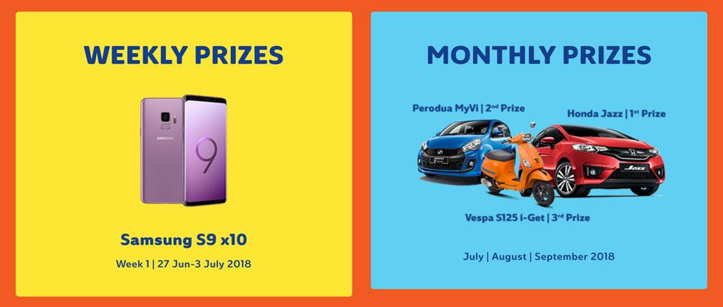 unifi mobile contest