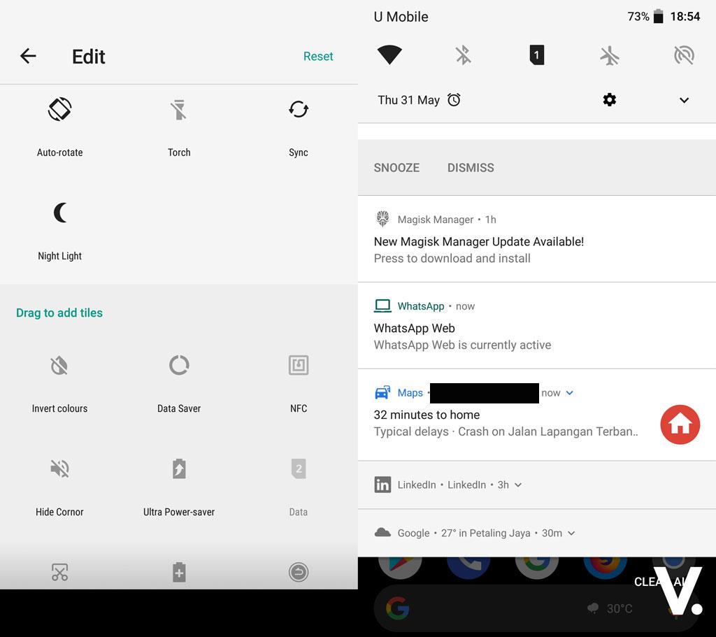 ZTE Axon 7 Android 8 Oreo Beta review