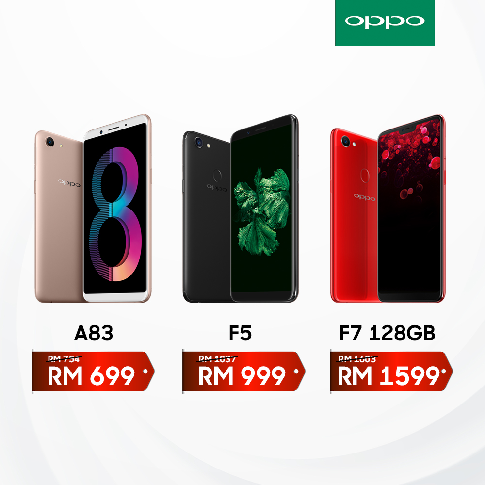OPPO device price adjustment
