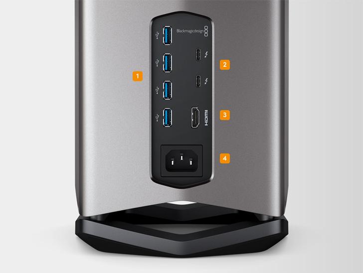 Blackmagic Has A Powerful External Gpu For Macbook Pro