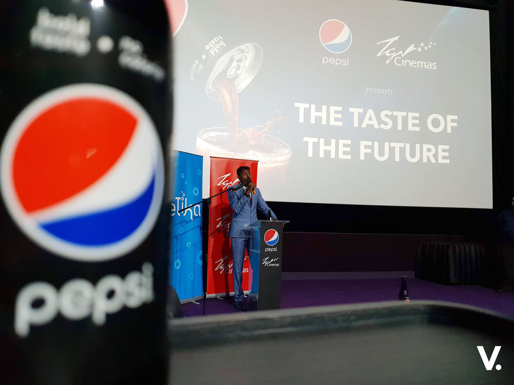 New Pepsi TGV Cinemas