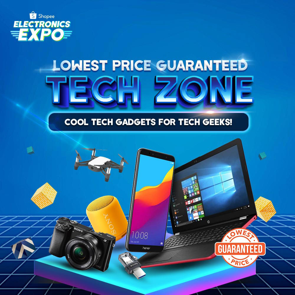Shopee Electronics Expo