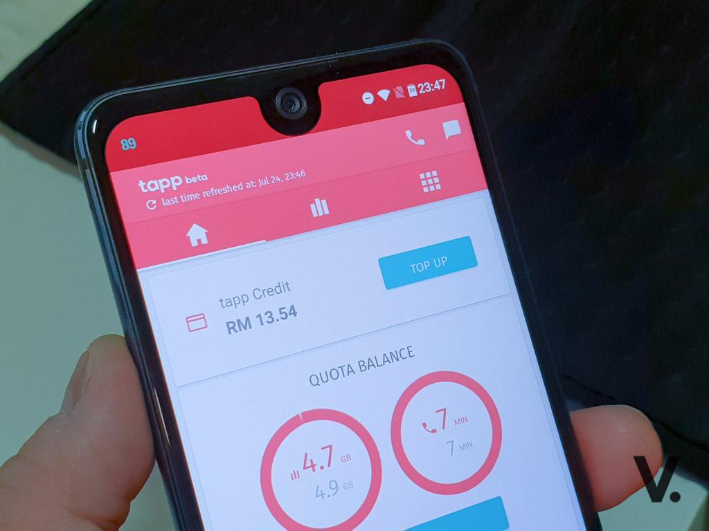 Hotspot iphone 7 digi mobil