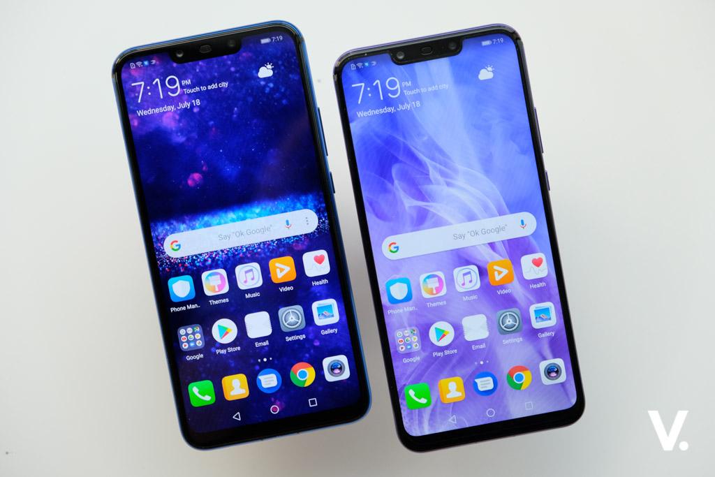 Huawei nova 3 3i