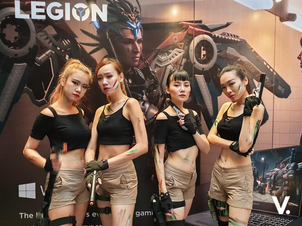 Lenovo Legion Y530 launch