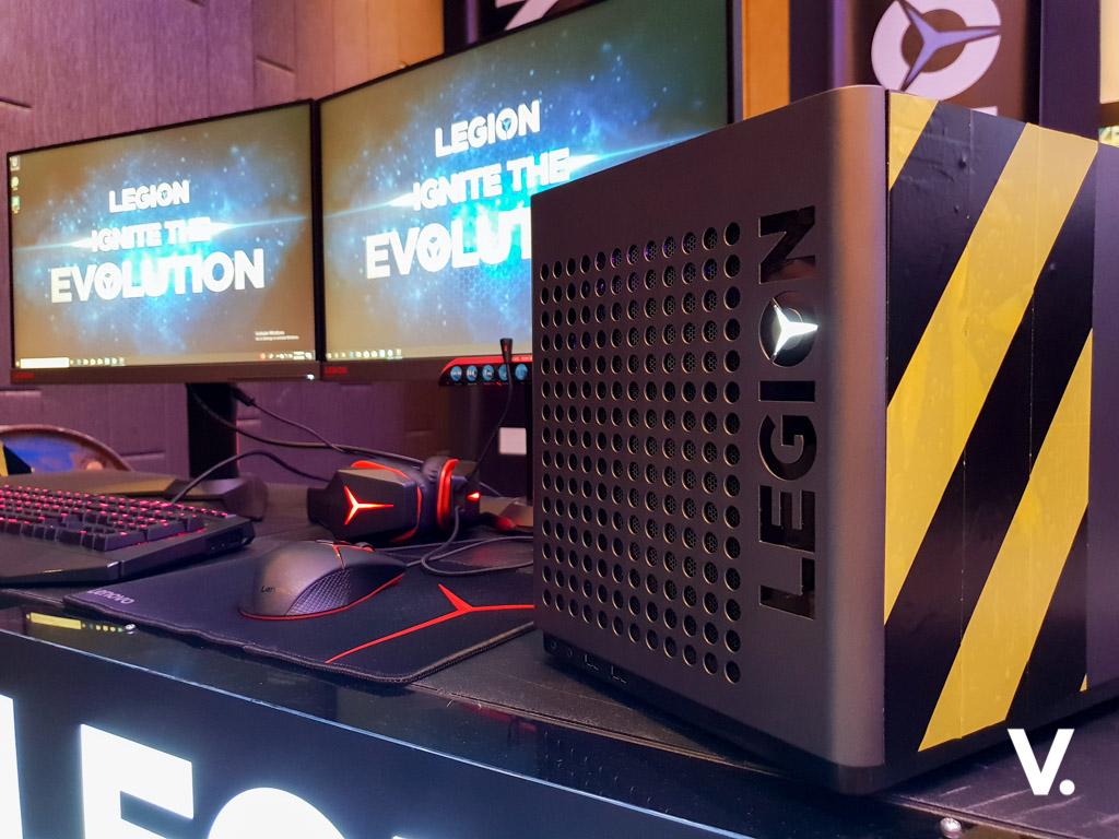 Lenovo Legion Y730 Cube