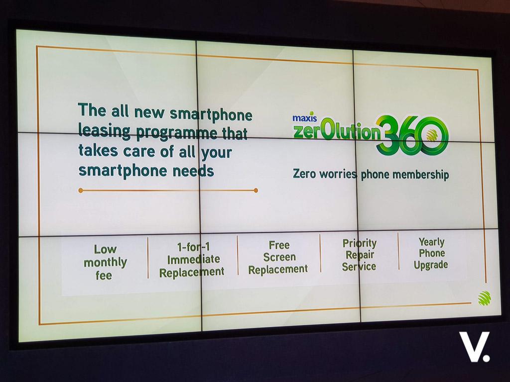 Maxis Zerolution360
