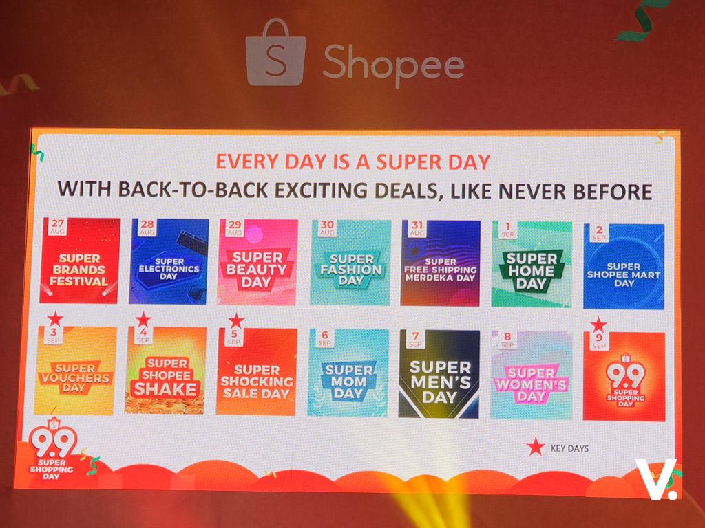 Shopee 9.9