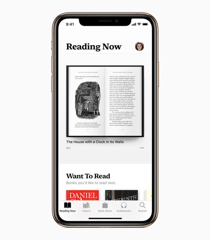 iOS 12 Books
