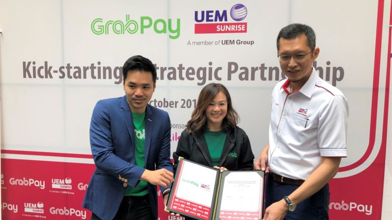 Grab UEM Sunrise