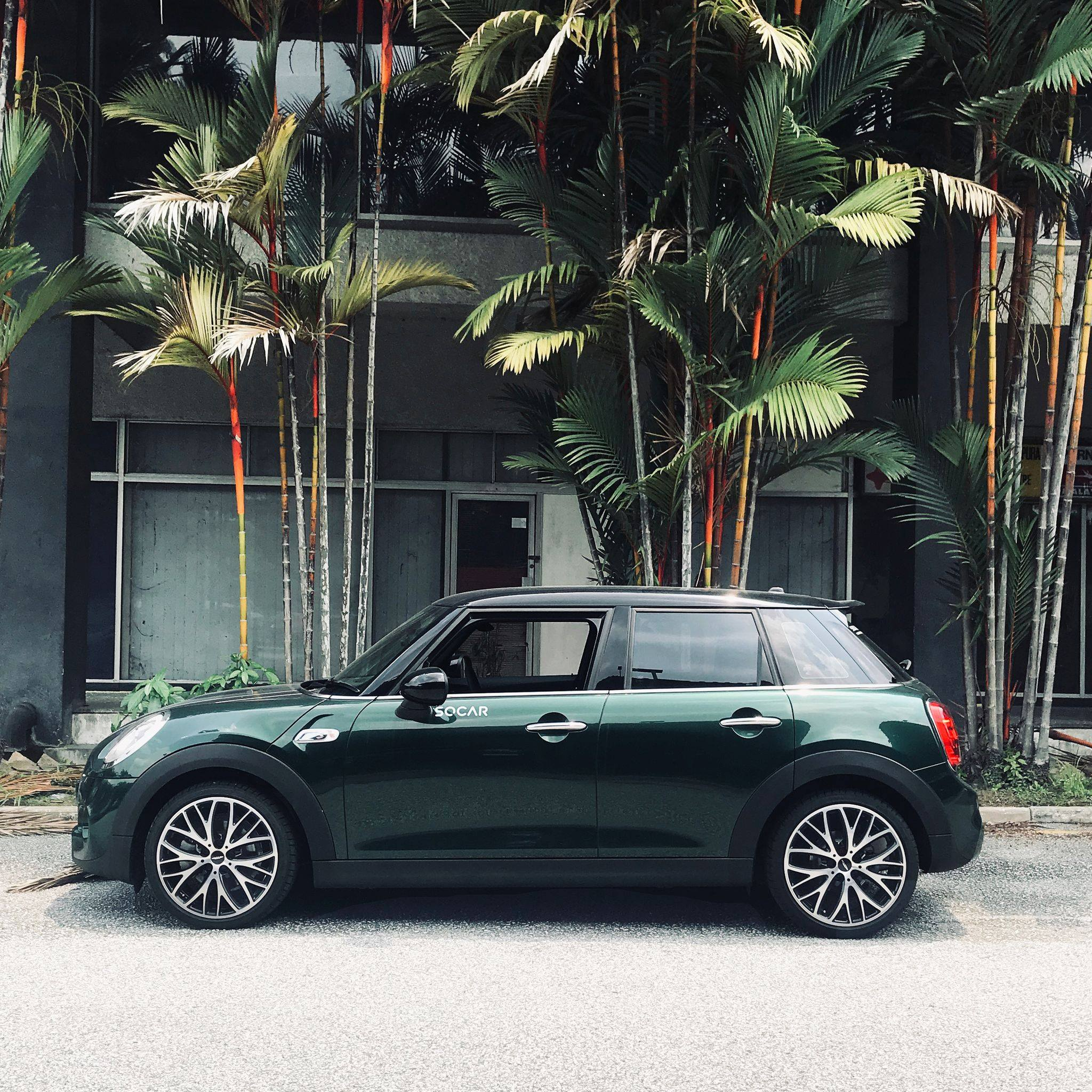 SOCAR car-sharing