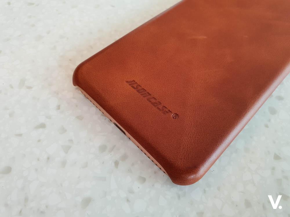 Jisoncase iPhone 8 Plus review