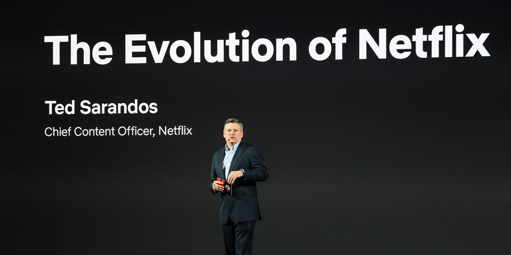 Netflix Ted Sarandos