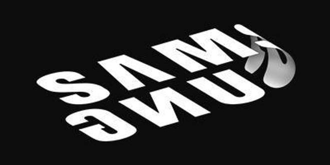 Samsung foldable logo
